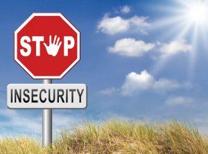 Je n'aime pas la vulnérabilité …..